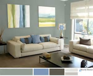 Living Room Light Colour Light Green Living Room With Blue Accents Relaxing