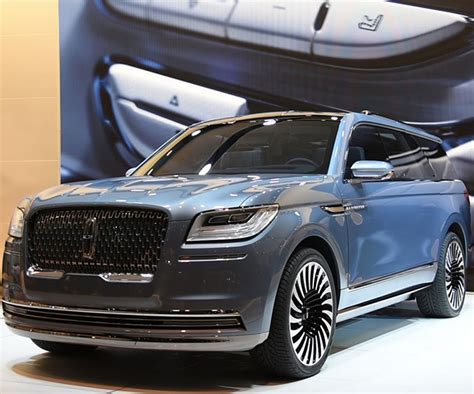 Lincoln Navigator 2018 Release Date by 2018 Lincoln Navigator Release Date Concept Price