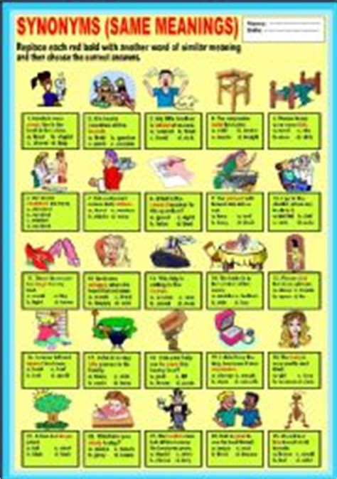 comfortable synonyms english english exercises synonyms