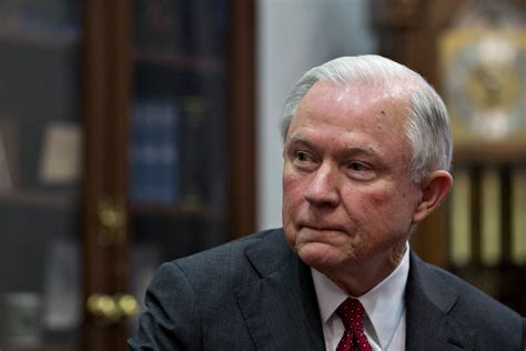 jeff sessions hero as attorney general jeff sessions would destroy the doj s