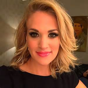 carrie underwood 2015 haircuts carrie underwood got a new shoulder grazing bob style