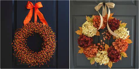 autumn wreath 30 diy fall wreaths autumn wreaths for sale
