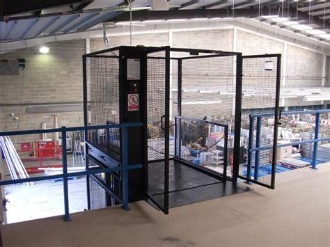 Floor Lifts by Mezzanine Goods Floor Lifter Goods Lifter By Manual