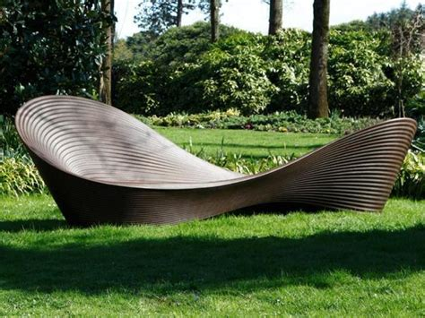 designer garden bench 20 creative garden benches inspiring new ideas for garden