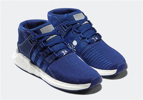 Adidas X Mastermind Japan Eqt Support 93 16 Blue mastermind x adidas mastermind world sneaker bar detroit