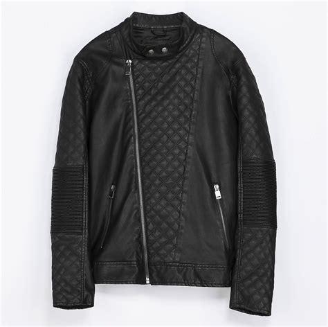 chaquetas de cuero para hombre zara chaquetas de cuero para hombre zara