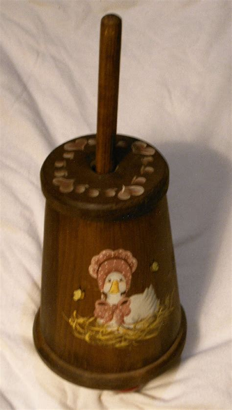 Decorative Butter by Decorative Wooden Butter Churn Rustic