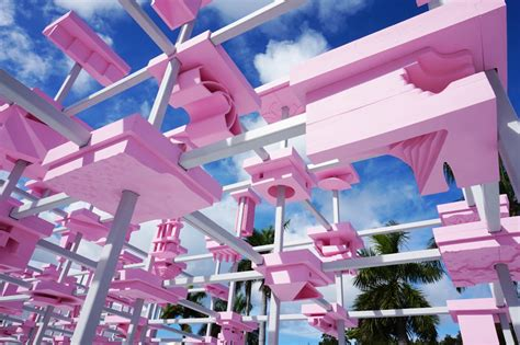 designboom unbuilt unbuilt pavilion at design miami includes 200 concept models