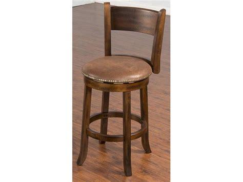Bennington Furniture Bar Stools by Designs Bar And Room Santa Fe Swivel Stool