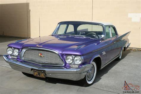 1960 Chrysler New Yorker For Sale by Chrysler New Yorker 1960