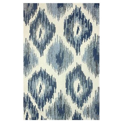 Ikat Blue Rug by Blue Ikat Rug For The Home