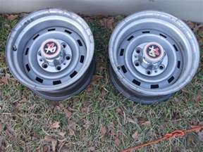 15x8 chevy truck rally wheels for sale