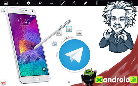 sketchbook pro on android tablet guida creare degli stickers per telegram con un galaxy