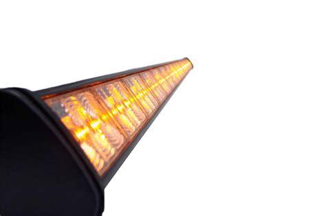 Yellow Led Light Bar Federal Signal Yellow 33 Quot Light Bar Trioptic Led 328000 Ohp Ebay