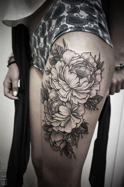 minimalist tattoo vienna black white cookie monster cute flower tattoo flowers