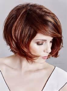 bob frisuren welliges haar 2016 bob met pittige haarkleuren en verfijnde lijnen
