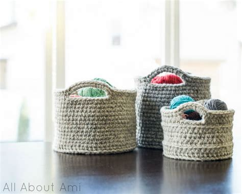 20 easy crochet and knit projects with tutorials for beginners