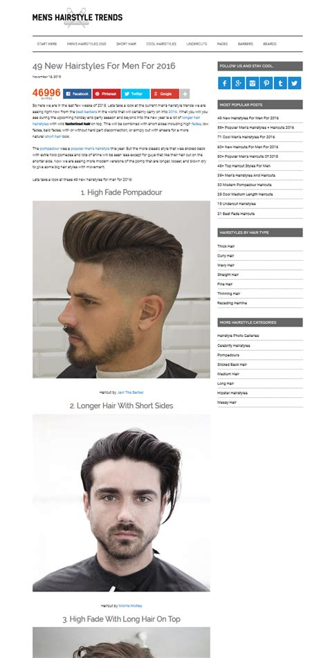 step by step how to cut mens hair with clippers undercut haircut how to style step by step enadio
