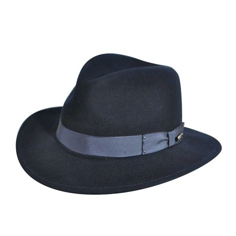 all fedoras where to buy all fedoras at village hat shop bailey curtis packable fedora hat all fedoras