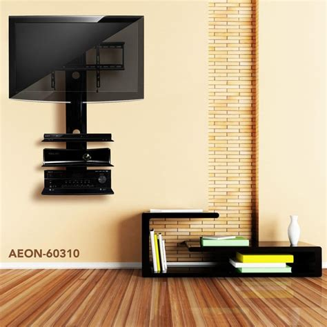 wall cabinet tv stand 20 best ideas wall mounted tv stand with shelves tv