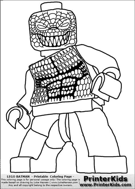 coloring pages batman penguin color pages for batman s villians lego lego batman