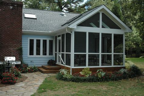 House Plans With Screened Back Porch by Screen Porch Ideas Back On Budget Screened Porches