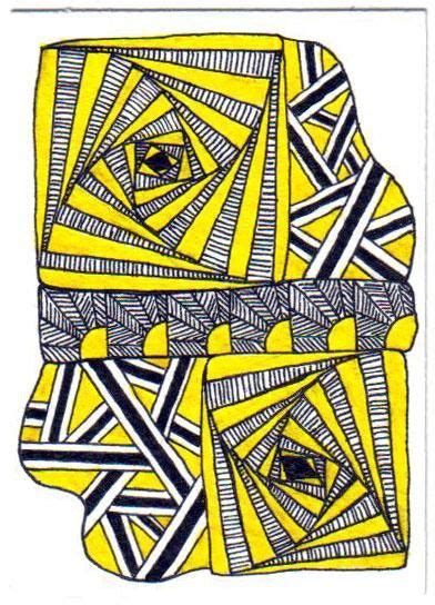 zentangle pattern growth 17 best images about zendoodles on pinterest square