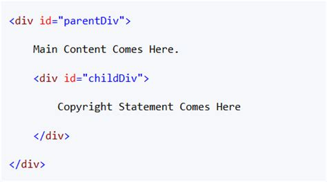 get div position html css position a div to float at the bottom of another