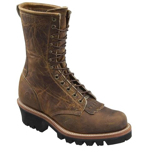 h and h boots s 9 quot h 174 logger boots http www sportsmansguide