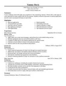 Resume Exles For Beautician Doc 8681078 Esthetician Resume Esthetician Resume Sle Bizdoska