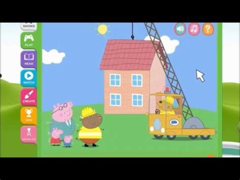 Peppa Pig The New House by Nick Jr Peppa Pig The New House