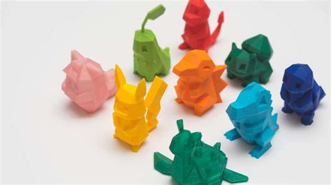 Kaos 3d Print Go Catching Pikachu all go 3d models for free all3dp