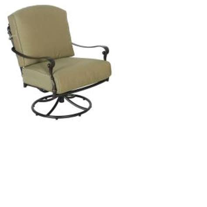 Hton Bay Swivel Patio Chairs by Hton Bay Edington Swivel Rocker Patio Lounge Chair With