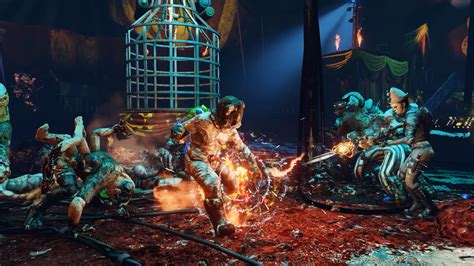 killing floor 2 pc ps4 e3 2017 screenshots gamerbolt
