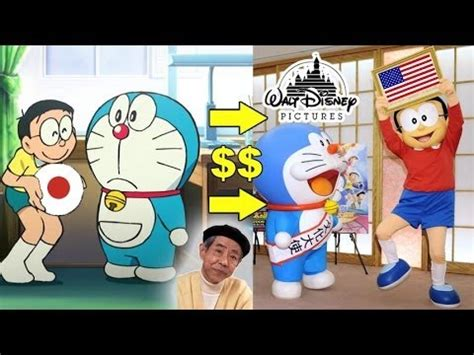 film doraemon episode terakhir stand by me doraemon go to america doraemon dibeli walt disney