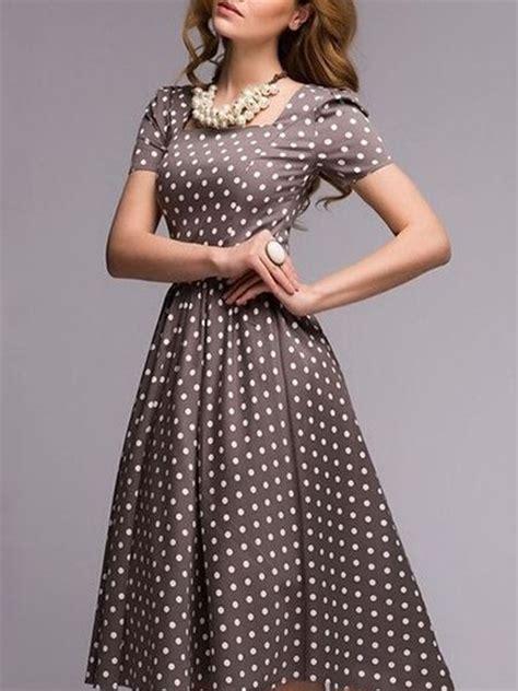 17 of 2017 s best polka dot dresses ideas on