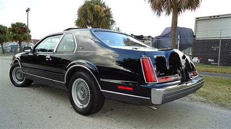 1988 lincoln continental mark vii lsc jpm entertainment lincoln cars