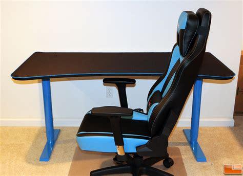 Atlantic Gaming Desk Black Black Gaming Desk Hostgarcia