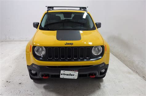 renegade jeep roof thule roof rack for 2016 jeep renegade etrailer com