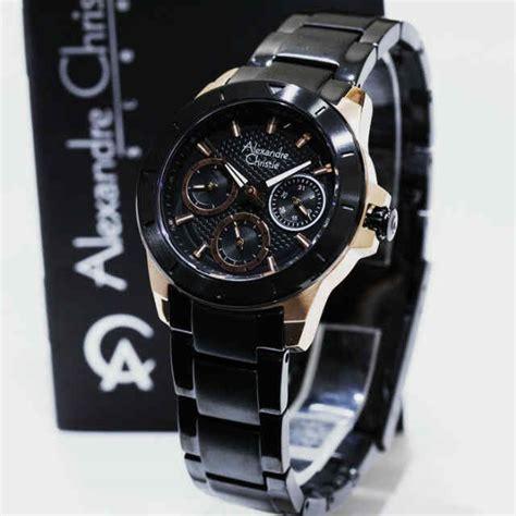 Jam Tangan Wanita Cewek Alexandre Christie Rantai Ac 6455 Lbg alexandre christie original jual jam tangan murah