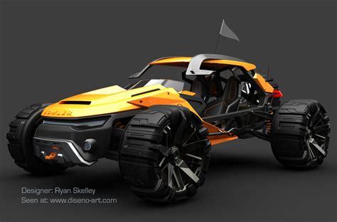 concept off road truck bowler raptor concept cars diseno art