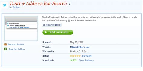 Add Search To Address Bar Official Search Bar Firefox Add On