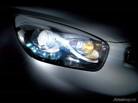 Kia Picanto Headlight Auto Light New Kia Picanto Platinum With Projection