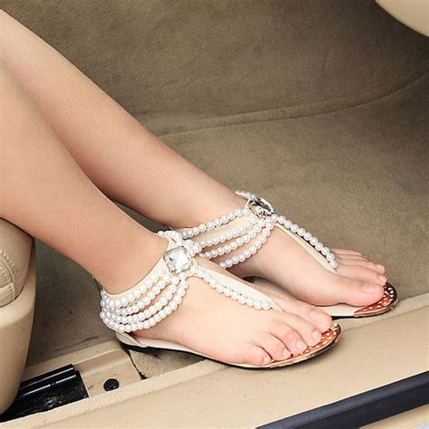 wedding shoes sandals flats best 25 flat wedding sandals ideas on wedding