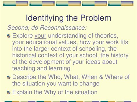 ppt the purpose of action research powerpoint