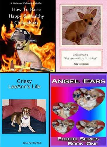 petchidog s book of chihuahua care books empire of the chihuahua library
