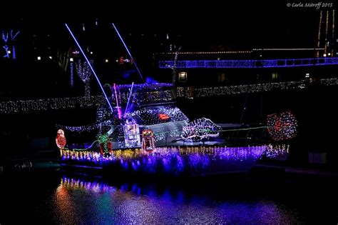Costa Del Mar Boat Giveaway - dana point harbor 42nd annual boat parade of lights oc