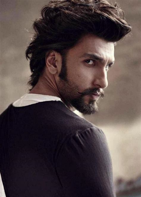hairstyie of rainveer kapoor ranveer singh roped in for ram lakhan remake pinkvilla