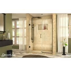 22 inch shower door dreamline shdr 244657210 unidoor plus 46 1 2 to 47 inch