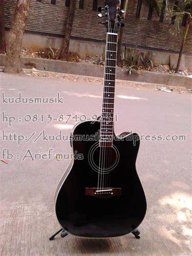 Plate Gitar Kualitas Bagus Harga Murah Meriah gitar akustik elektrik black glossy ps900 kudusmusik